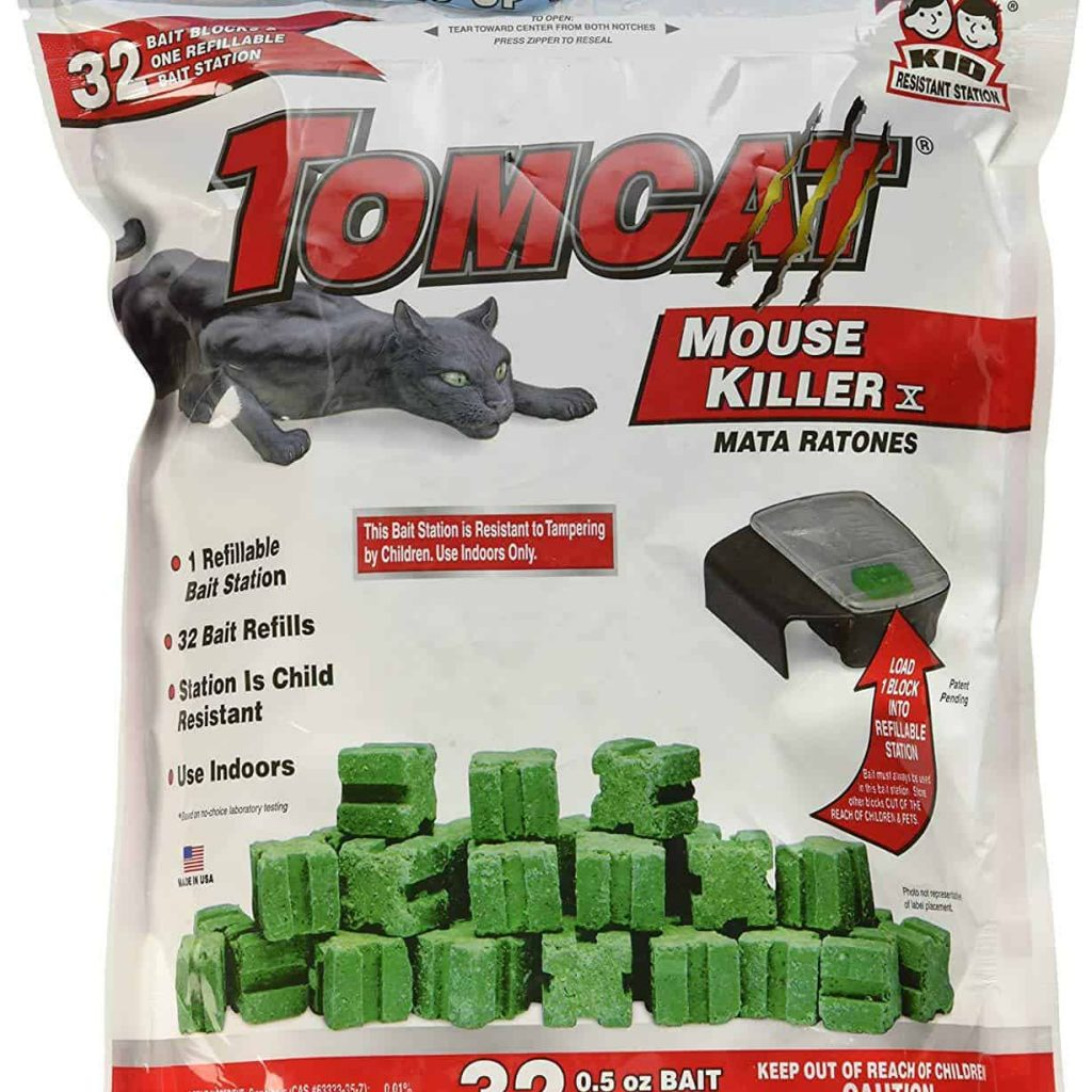 Rodenticide could be the best mouse trap bait to kill mice fast